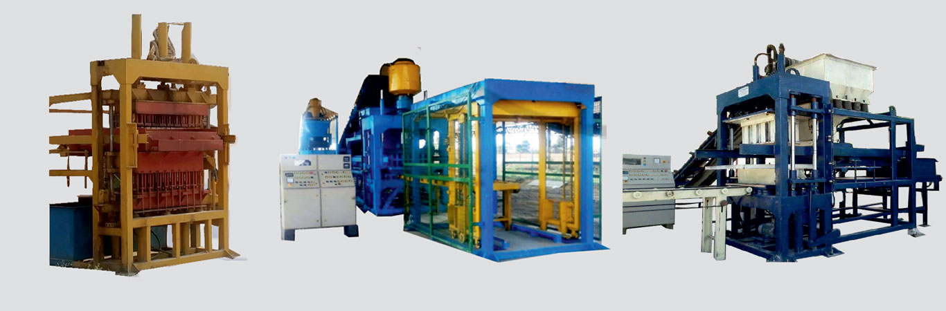 Automatic Fly Ash Bricks Plant with Batching System