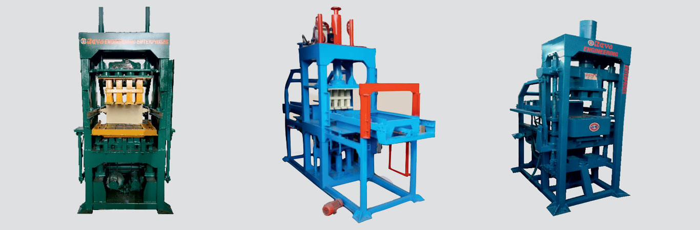 semi Automatic Fly Ash Bricks Plant with Batching System